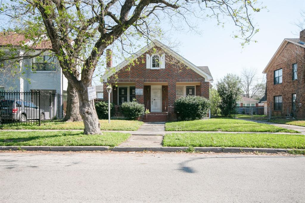 2409 Barbee Street, Houston, TX 77004 - Houston, TX real estate listing