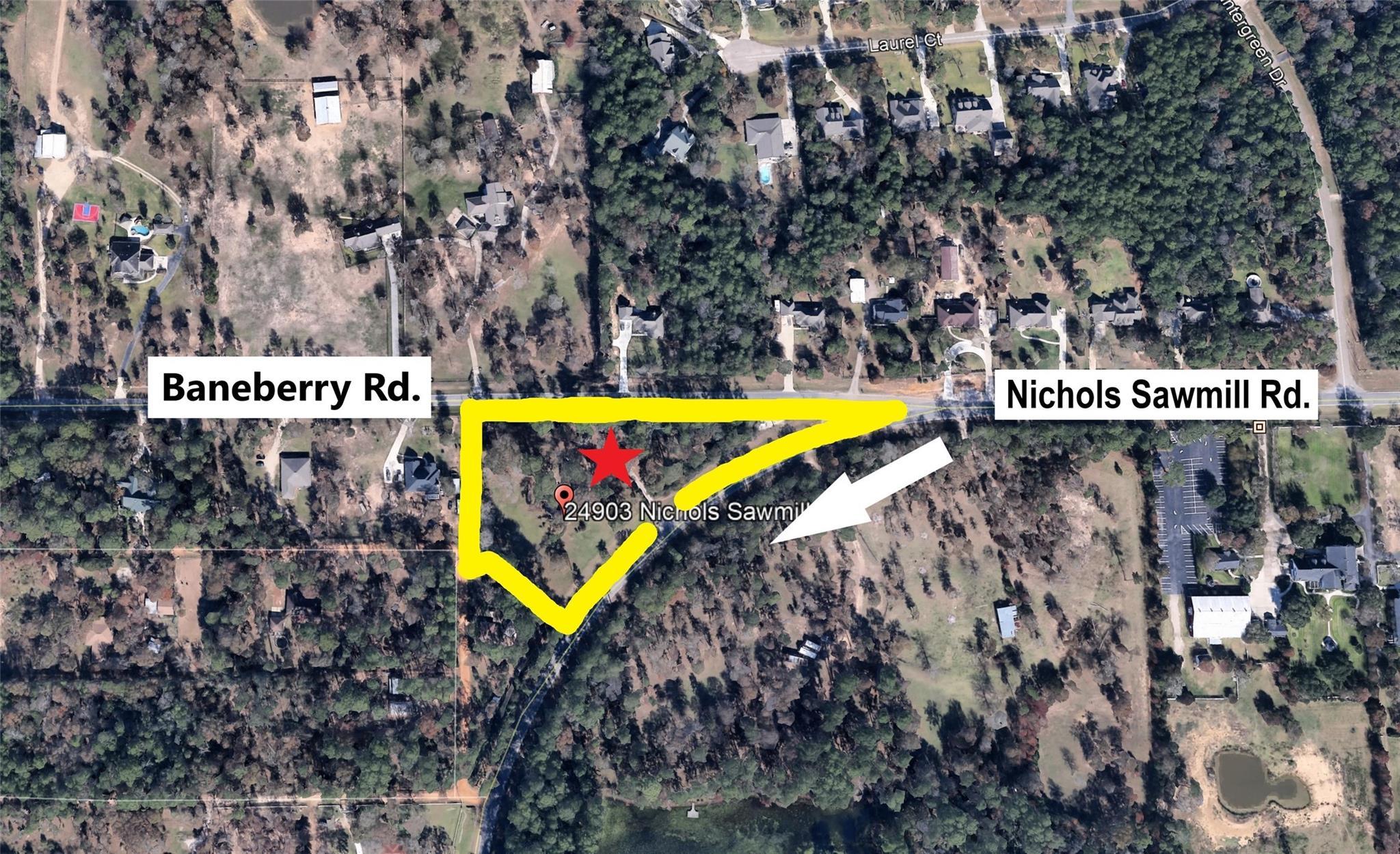 24903 Nichols Sawmill Road Property Photo