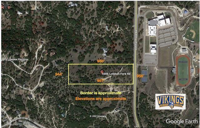 5006 Lohmans Ford Road Property Photo - Lago Vista, TX real estate listing