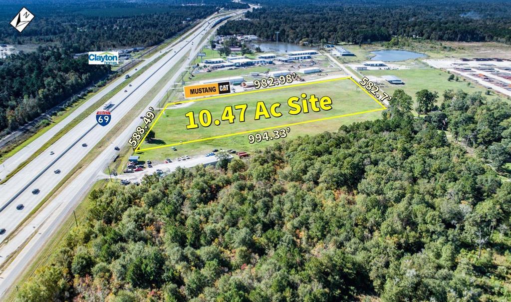 000 US Hwy 59 Property Photo - Splendora, TX real estate listing