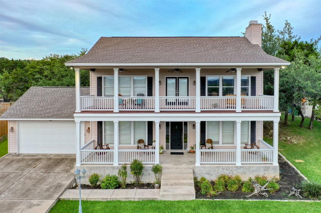 705 Deckhouse Drive Property Photo - Point Venture, TX real estate listing