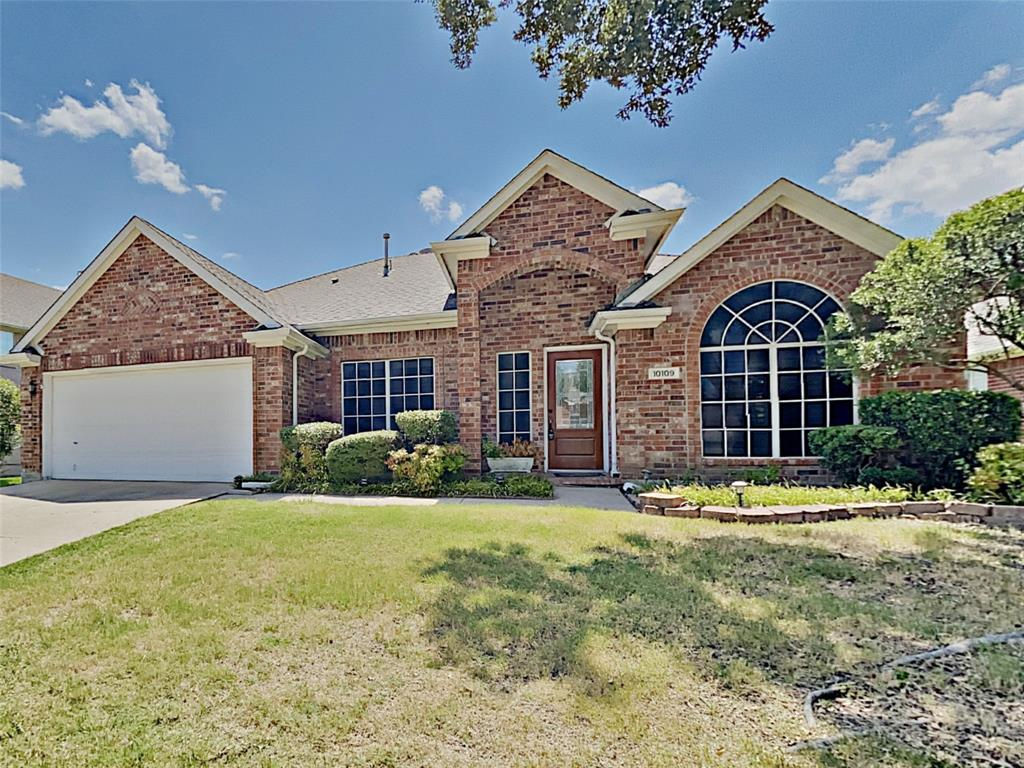10109 Green Court Property Photo - Irving, TX real estate listing