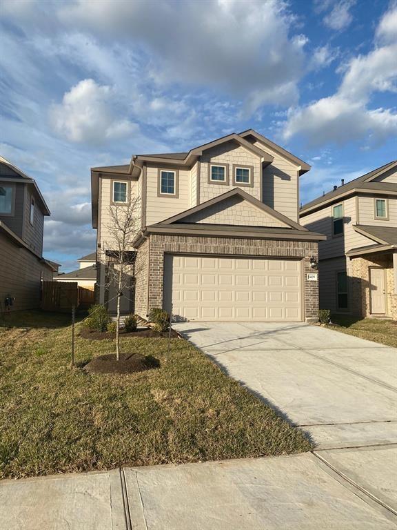 3323 Nottingham Valley Lane Property Photo - Houston, TX real estate listing