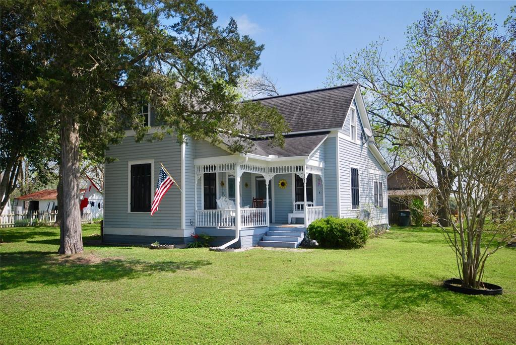 307 S Hackberry, Moulton, TX 77975 - Moulton, TX real estate listing