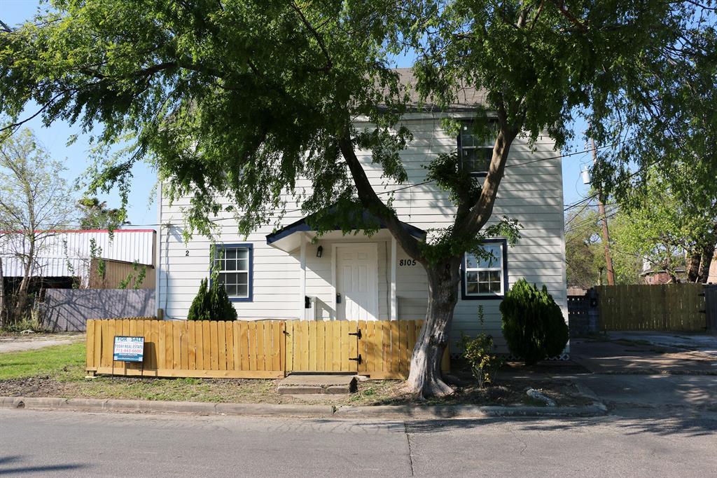 8105 Kingsley Street Property Photo - Houston, TX real estate listing