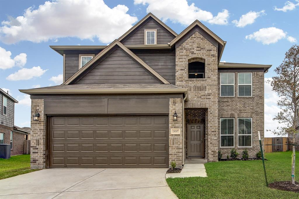 15007 Copper Docks Trail Property Photo - Houston, TX real estate listing