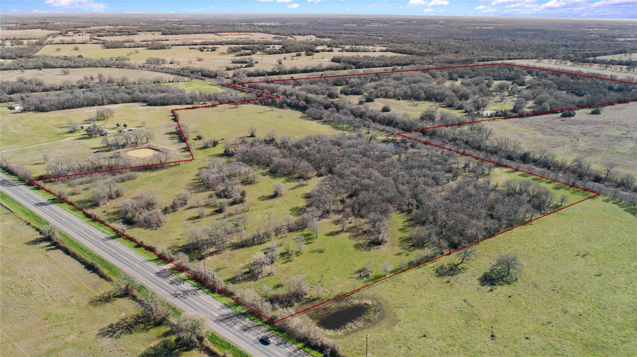 TBD E US Hwy 79 Highway Property Photo - Franklin, TX real estate listing