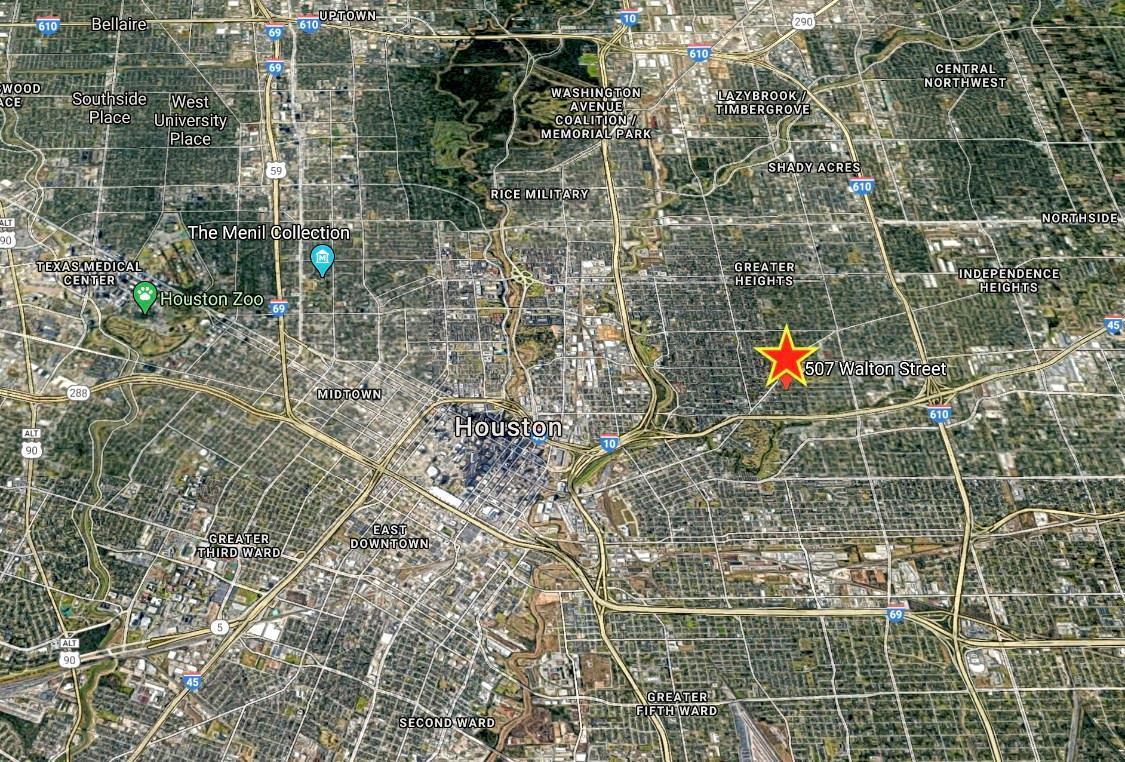 507 Walton Street Property Photo - Houston, TX real estate listing