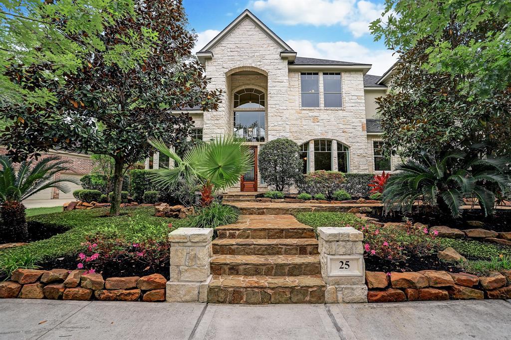25 Club Oak Court Property Photo - Kingwood, TX real estate listing
