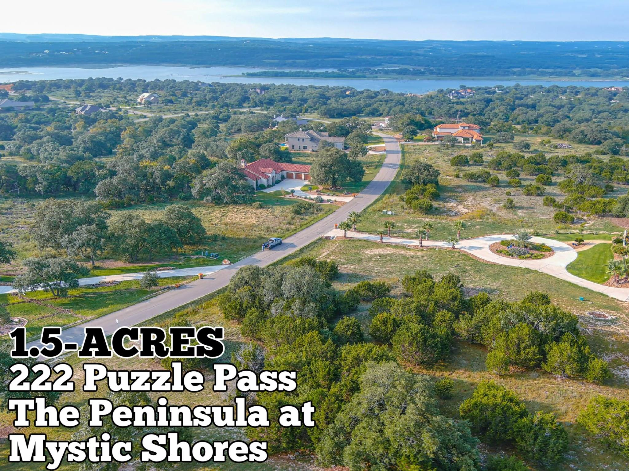 222 Puzzle Pass Property Photo - Spring Branch, TX real estate listing