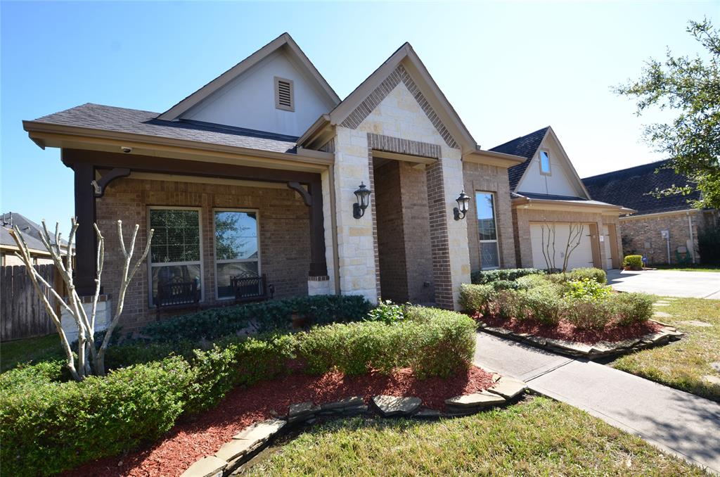 7503 Lavaerton Wood Lane Property Photo - Richmond, TX real estate listing