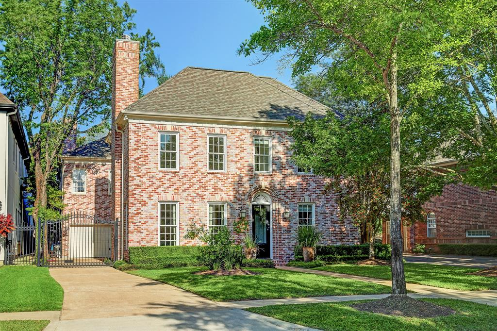 6529 Belmont Street Property Photo - West University Place, TX real estate listing