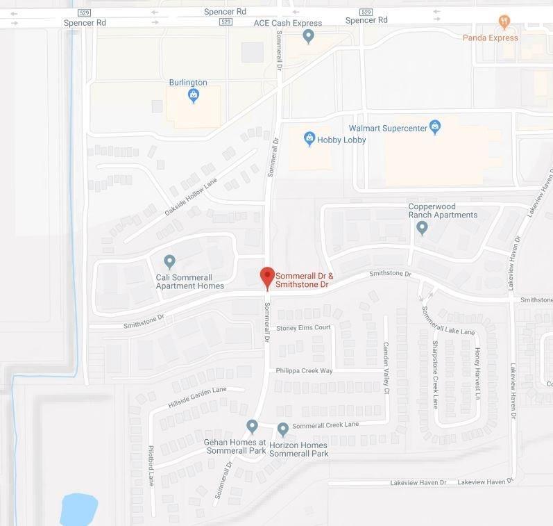 0 SMITHSTONE Drive Property Photo - North Houston, TX real estate listing