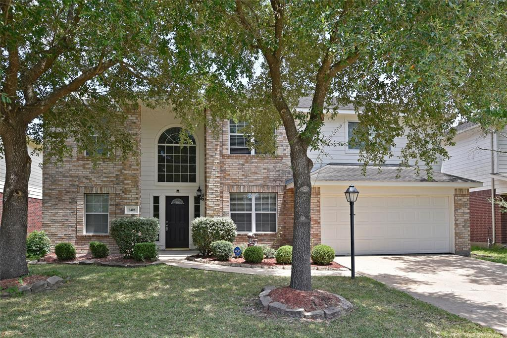 3406 Brackenfern Road Property Photo - Katy, TX real estate listing