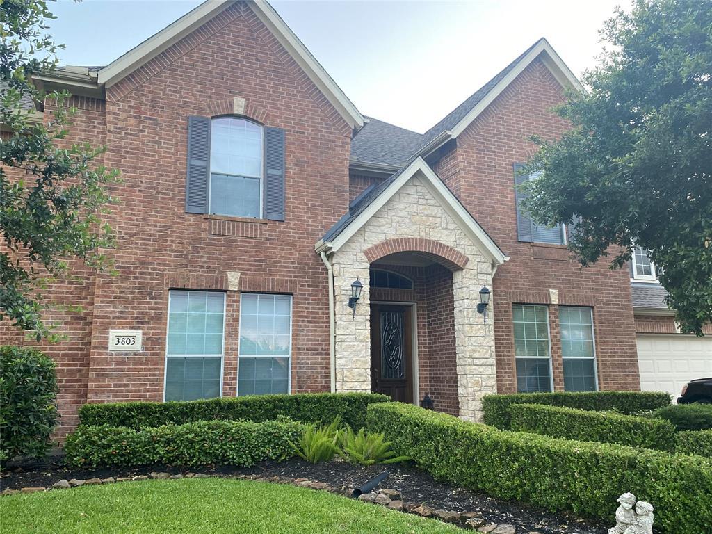 3803 Orchard Club Drive Property Photo - Richmond, TX real estate listing