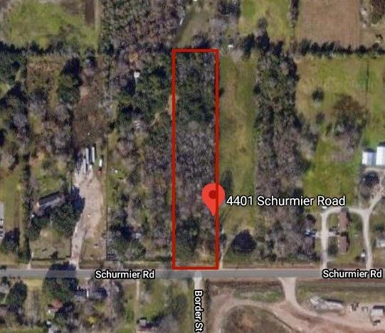 4401 Schurmier Road Property Photo - Houston, TX real estate listing