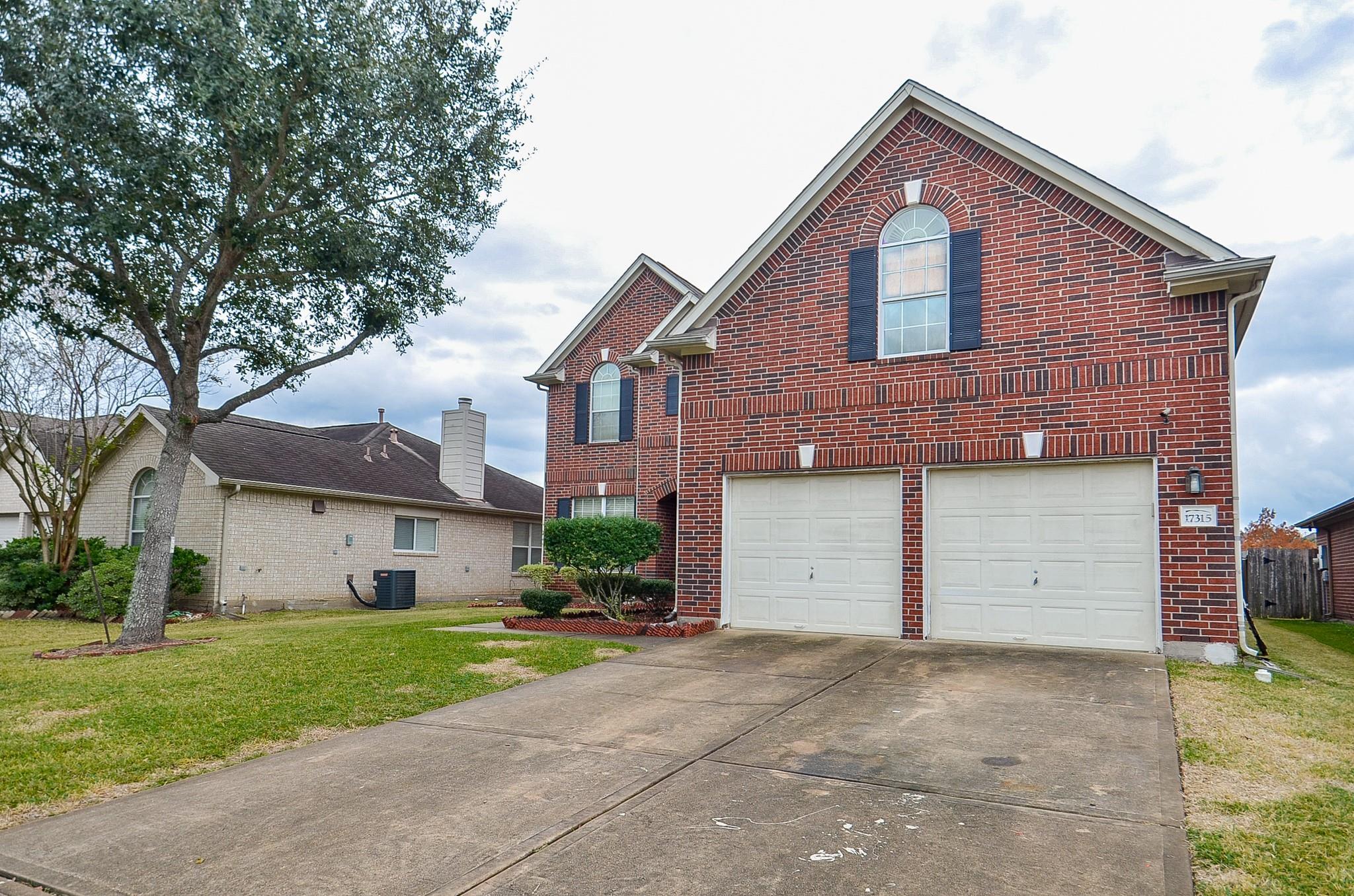 17315 Trace Glen Lane Property Photo - Houston, TX real estate listing