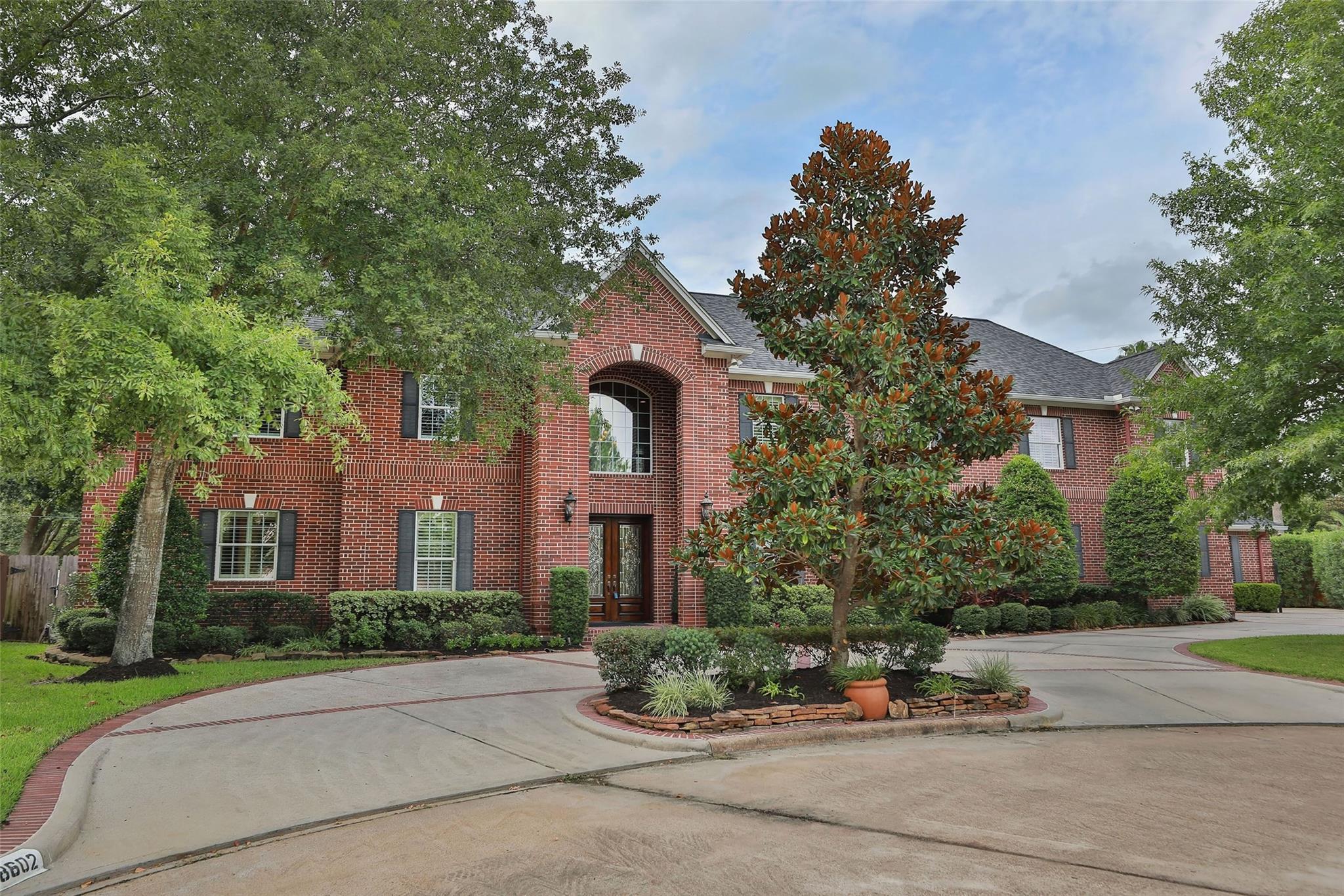 8602 Ashridge Park Drive Property Photo - Spring, TX real estate listing