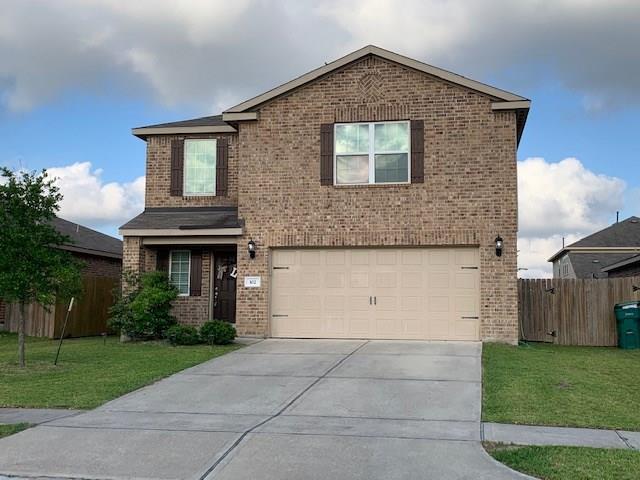 102 Indigo Brush Drive Property Photo - La Marque, TX real estate listing