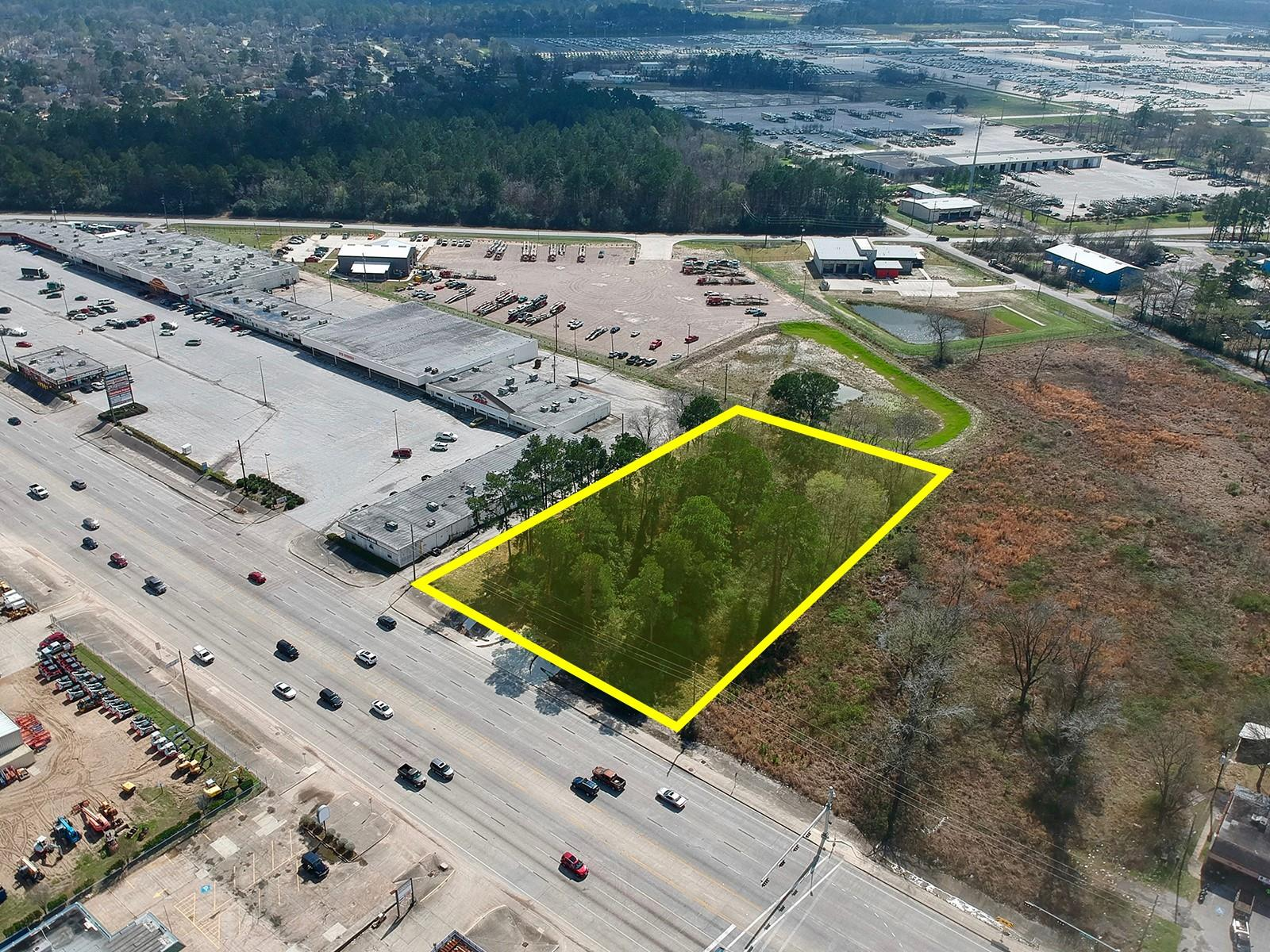 TBD Fm 1960 Road Property Photo - Houston, TX real estate listing