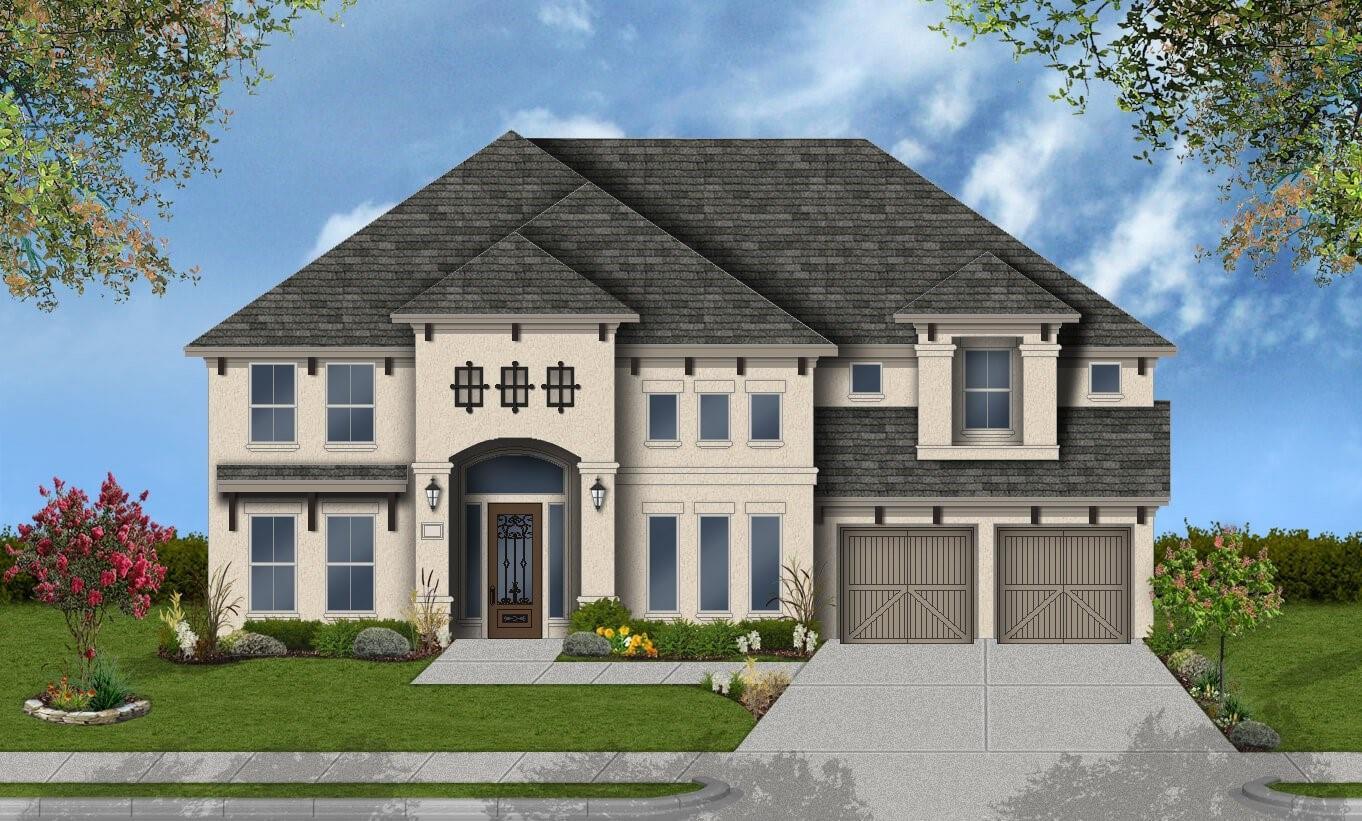 4825 Oak Landing Drive Property Photo - Manvel, TX real estate listing