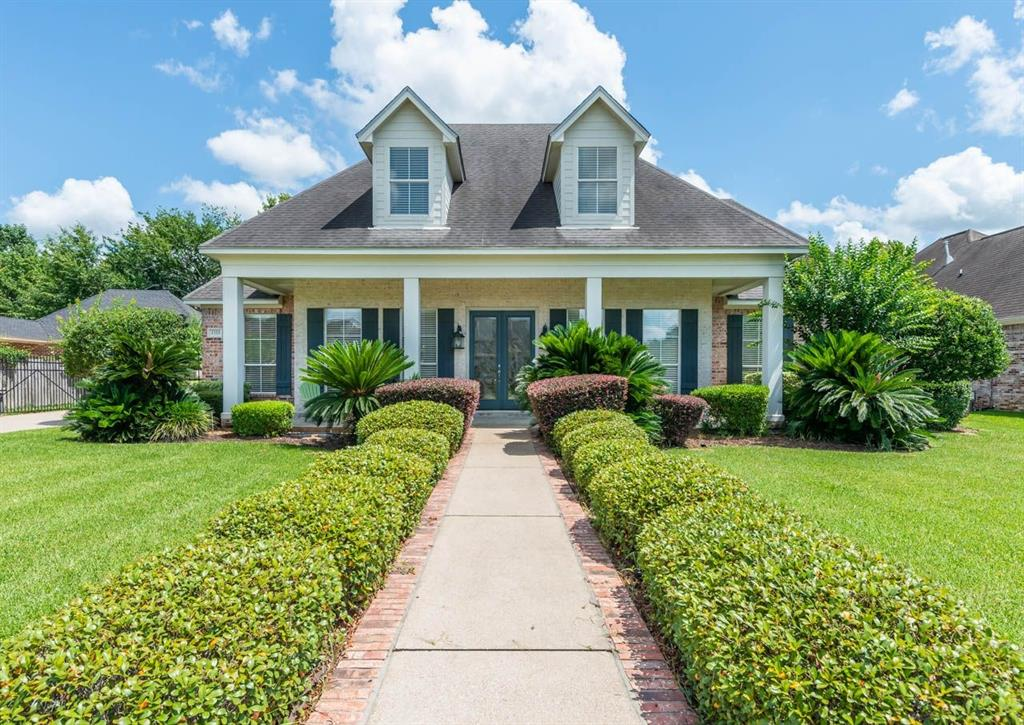 4310 Brownstone Drive Property Photo - Beaumont, TX real estate listing