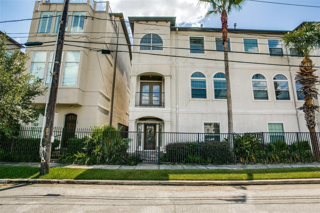 110 Drew Street Property Photo - Houston, TX real estate listing