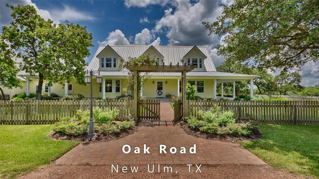 22987 Oak Road, New Ulm, TX 78950 - New Ulm, TX real estate listing