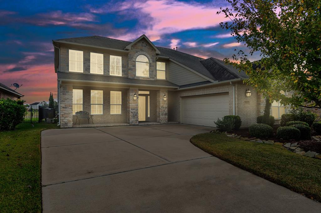 1806 Palmetto Park Drive, Katy, TX 77493 - Katy, TX real estate listing