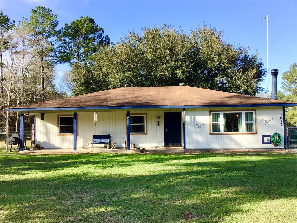 18143 Kervin Road, Thicket, TX 77374 - Thicket, TX real estate listing