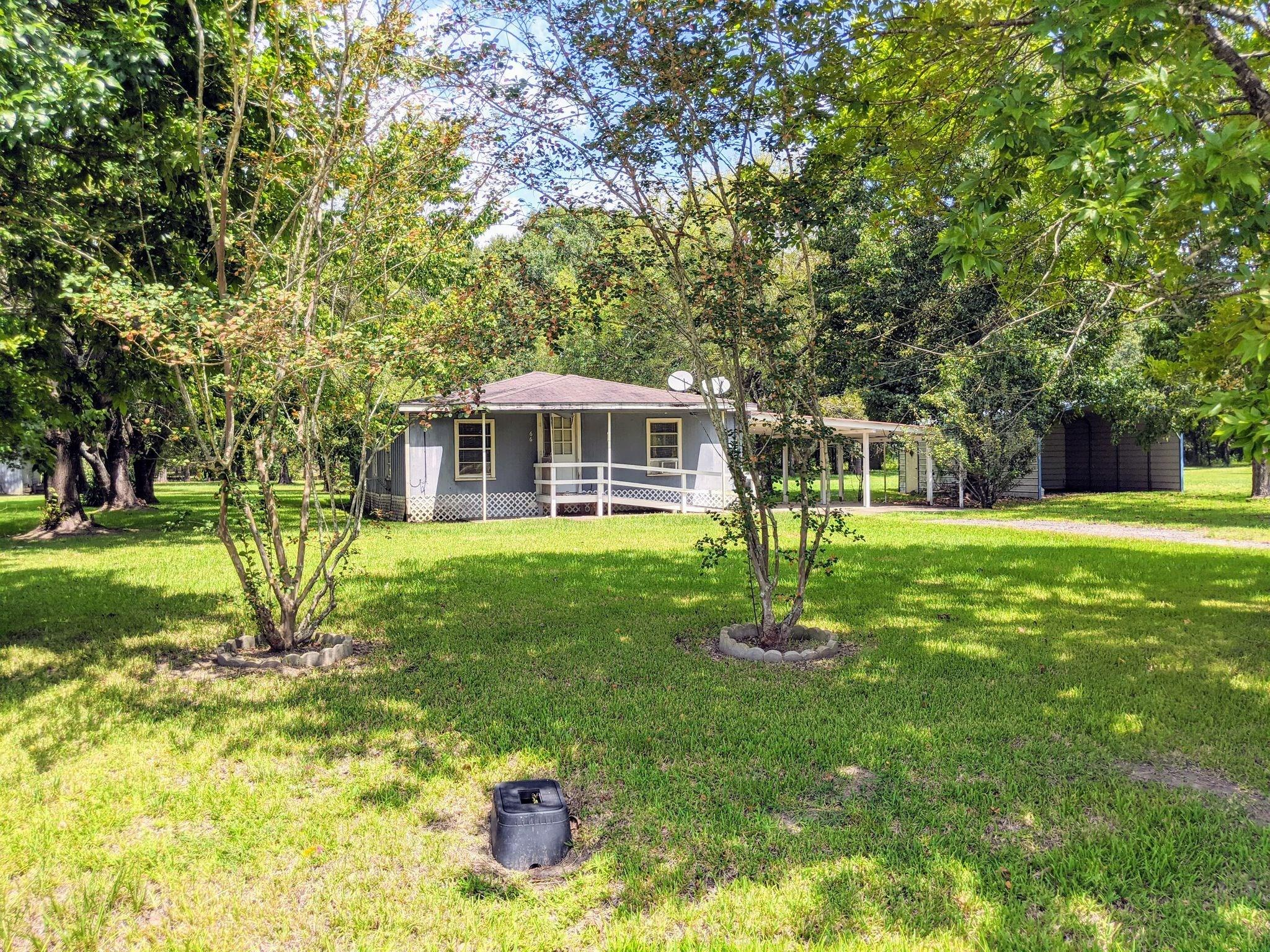 66 County Road 2041 Property Photo - Hull, TX real estate listing