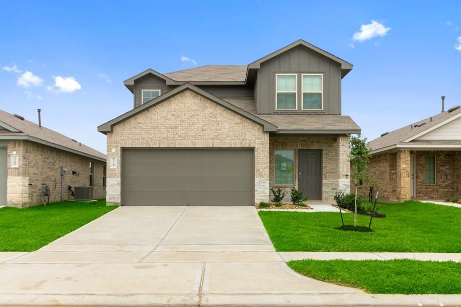 23307 PELHAM PRAIRIE LANE Property Photo - Other, TX real estate listing