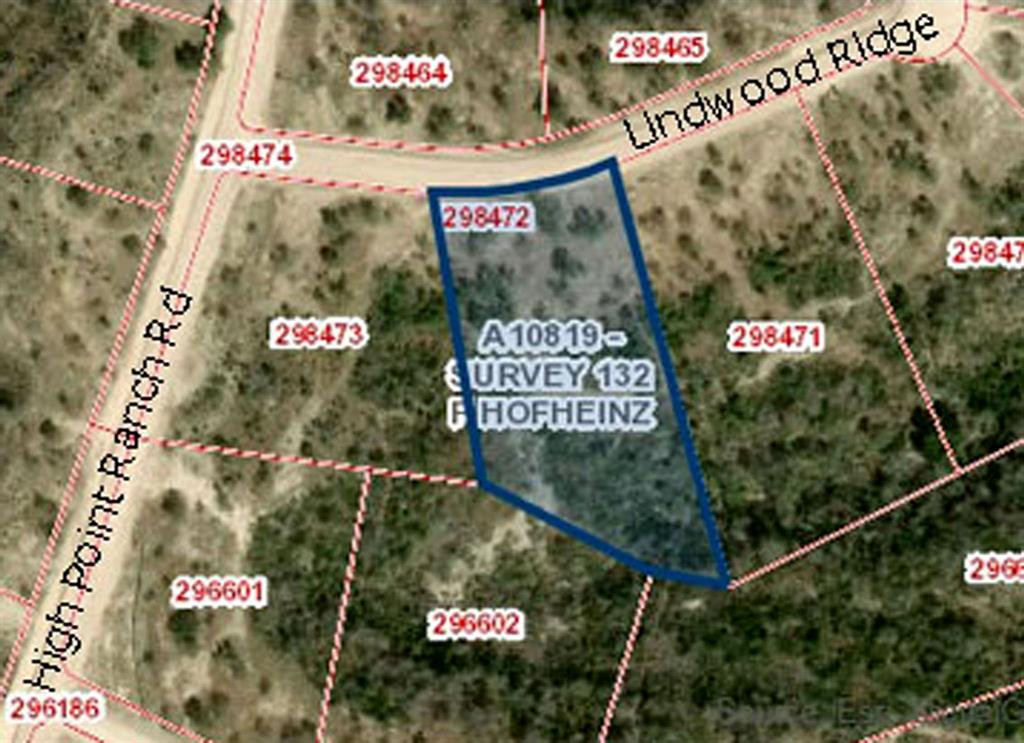 0 Linwood Ridge Road Property Photo - Boerne, TX real estate listing