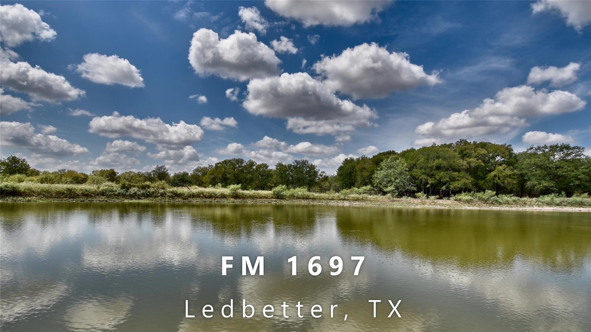 TBD (117.84 ac) FM 1697 Property Photo - Ledbetter, TX real estate listing