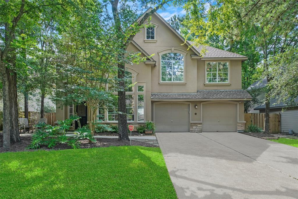 54 Lightwood Trace Property Photo - The Woodlands, TX real estate listing