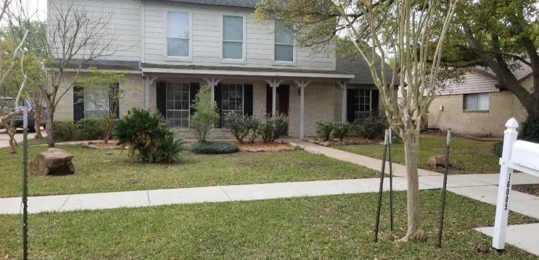 16005 Congo Lane Property Photo - Jersey Village, TX real estate listing