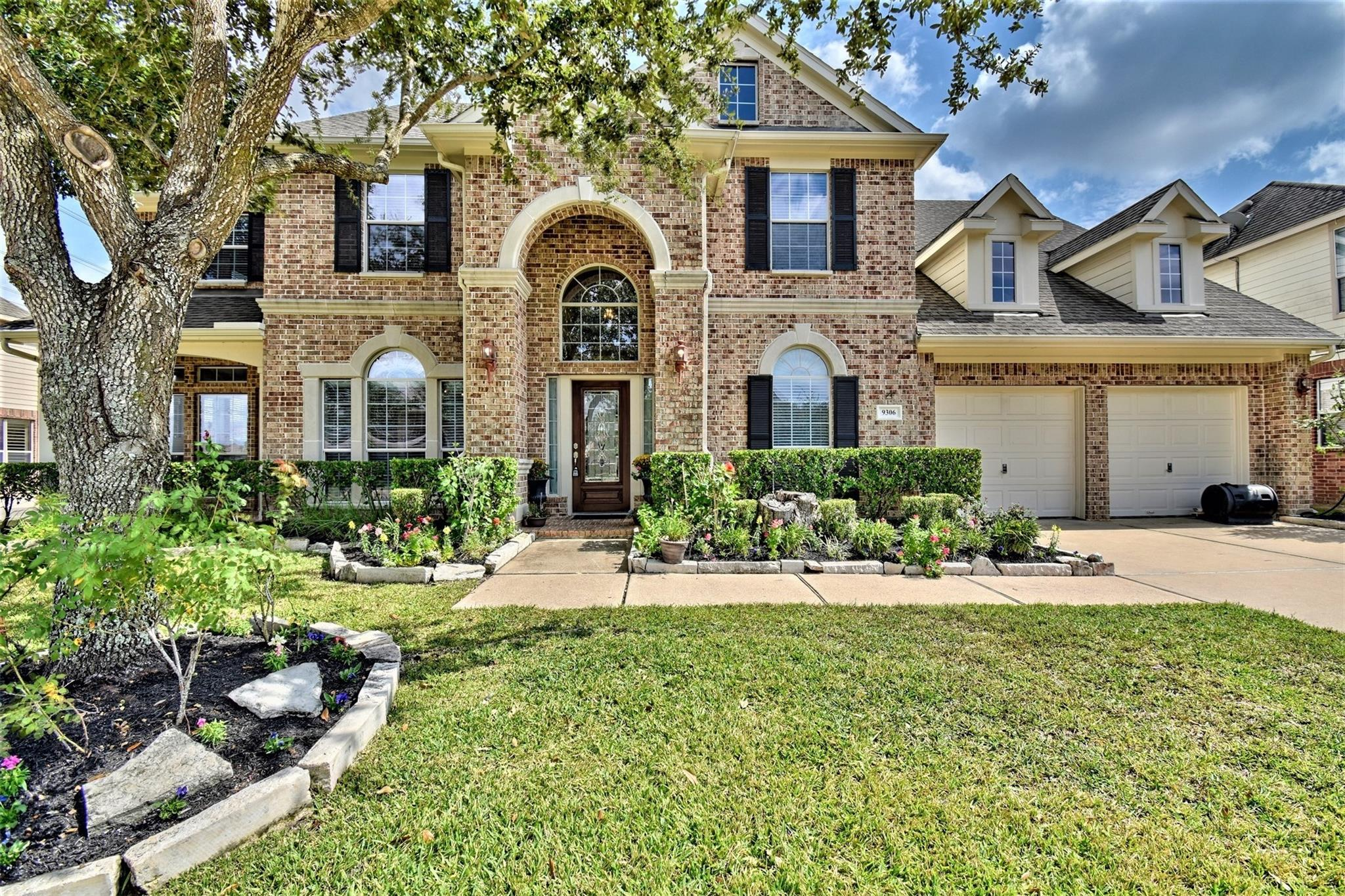 9306 Georgetown Glen Circle Property Photo - Cypress, TX real estate listing