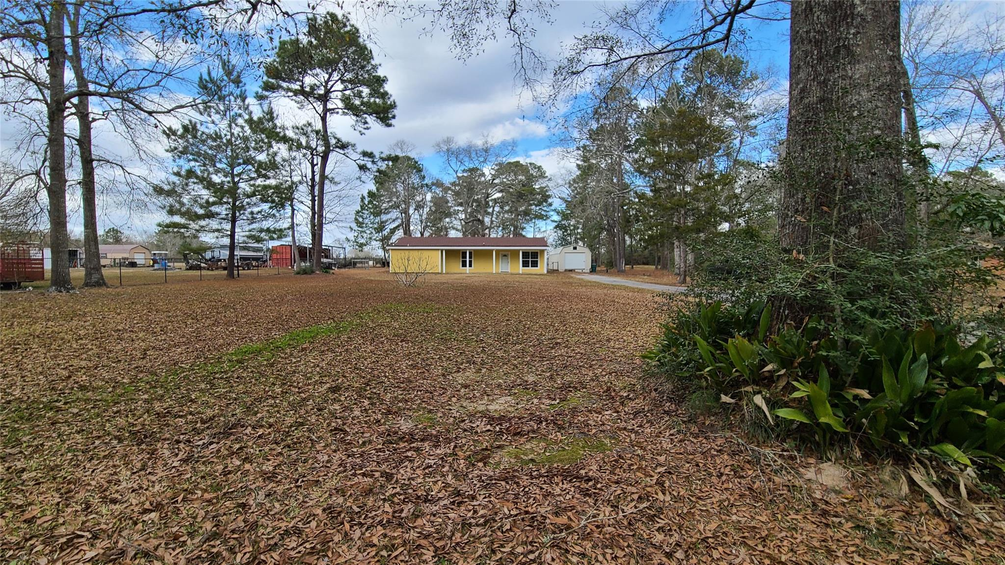 1763 Old Nona Road Property Photo - Kountze, TX real estate listing