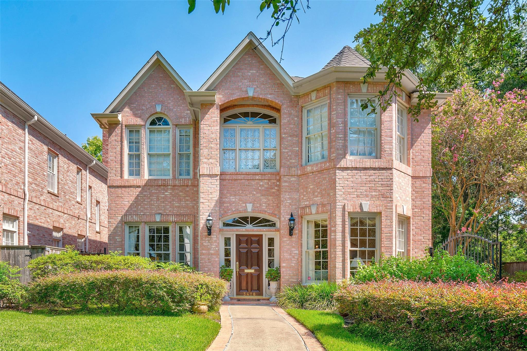 3418 Amherst Street Property Photo - West University Place, TX real estate listing