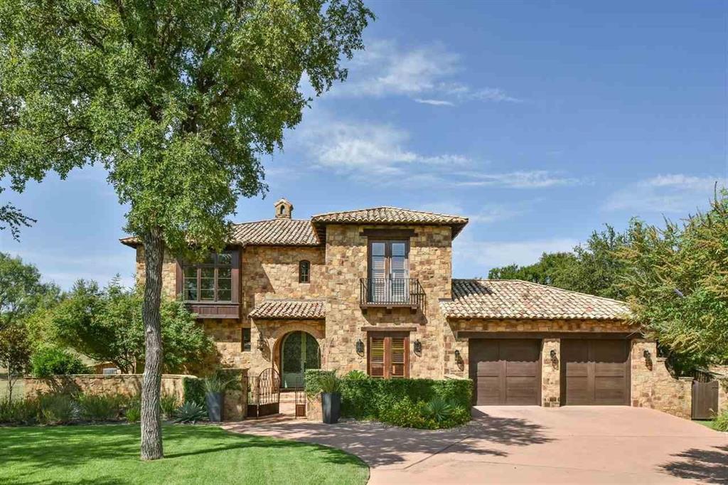 106 Milagro Property Photo - Horseshoe Bay, TX real estate listing