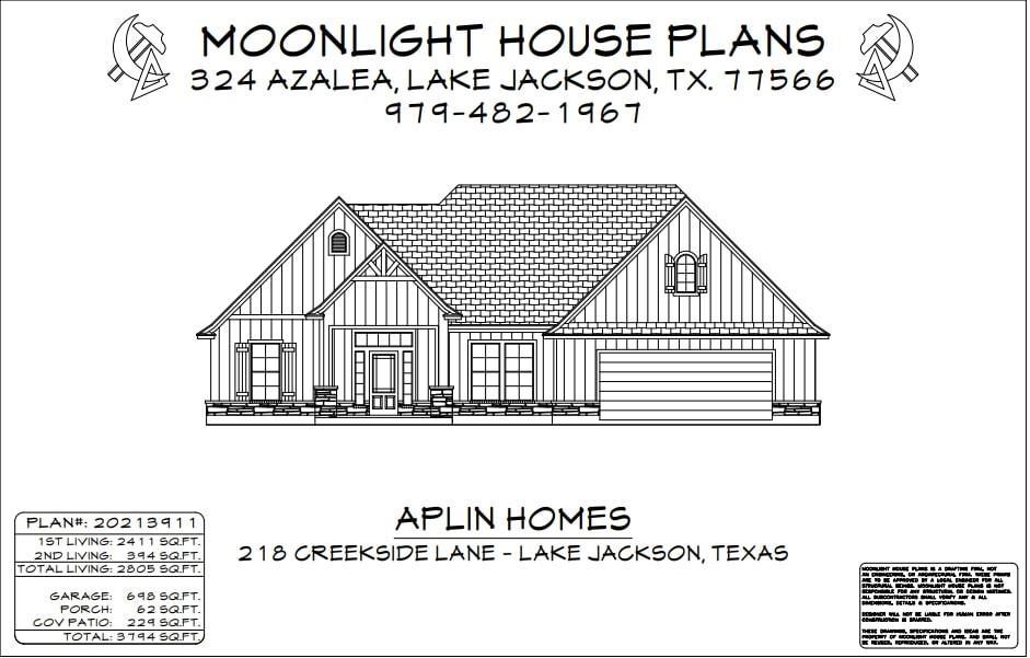 218 Creekside Lane Property Photo