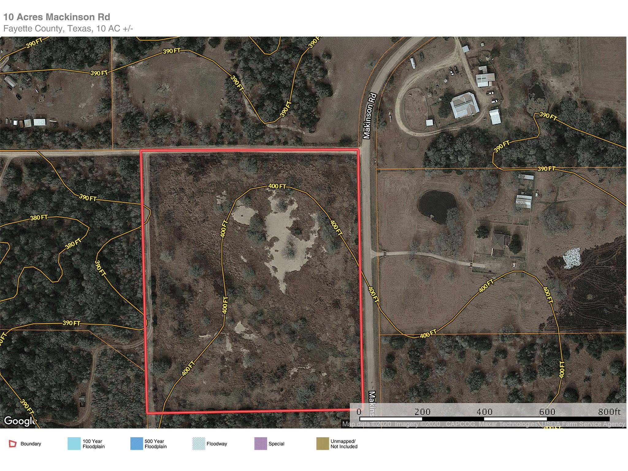 TBD Makinson Road Property Photo - West Point, TX real estate listing