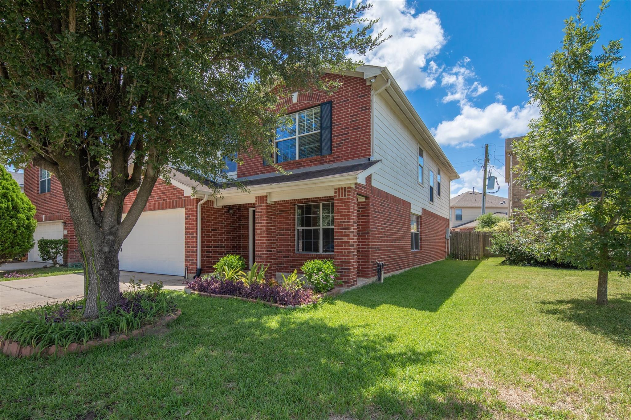 15519 Blue Creek Ranch Drive Property Photo - Houston, TX real estate listing