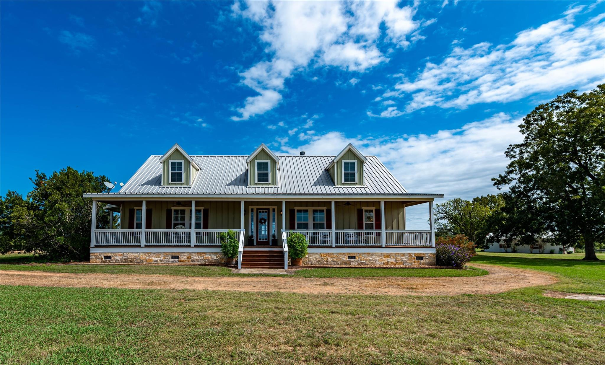 4141 Markwardt Road Property Photo - Round Top, TX real estate listing