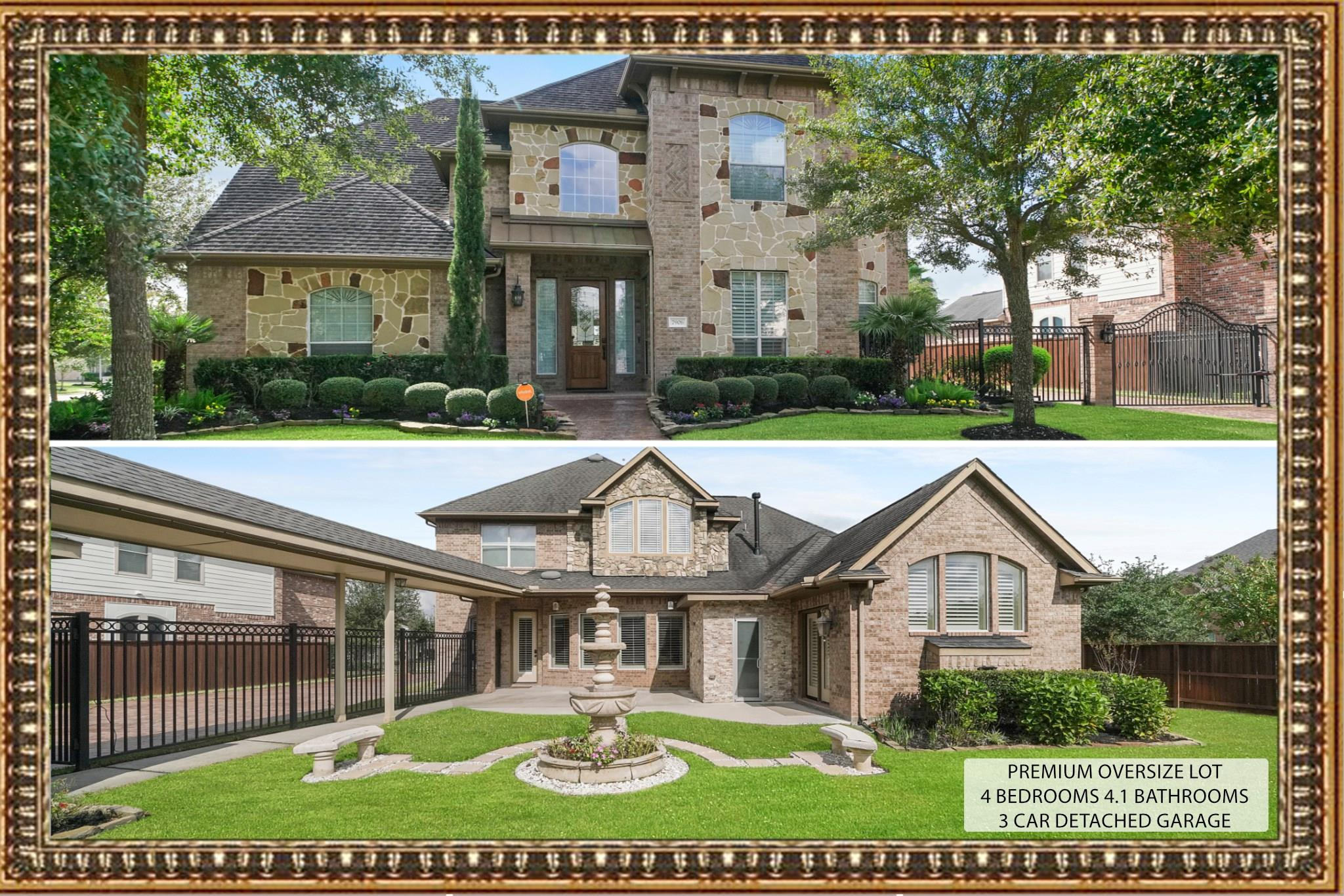 7906 Sleepy Rose Court Property Photo - Humble, TX real estate listing