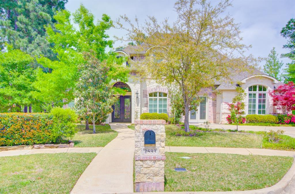 2533 Timberlake Circle Property Photo - Tyler, TX real estate listing