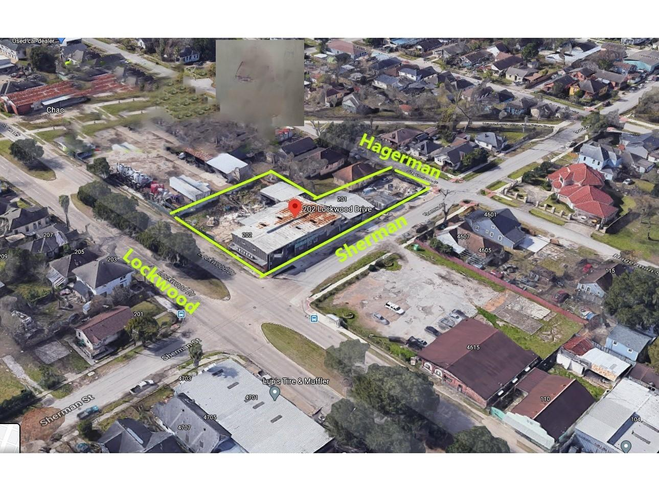 202 S Lockwood Drive Property Photo - Houston, TX real estate listing