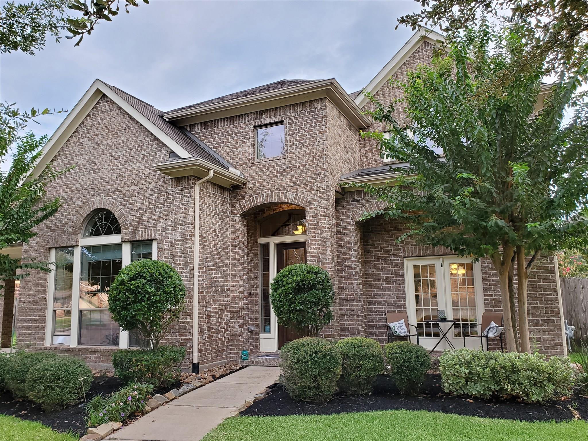 17107 Country Brook Lane Property Photo - Houston, TX real estate listing