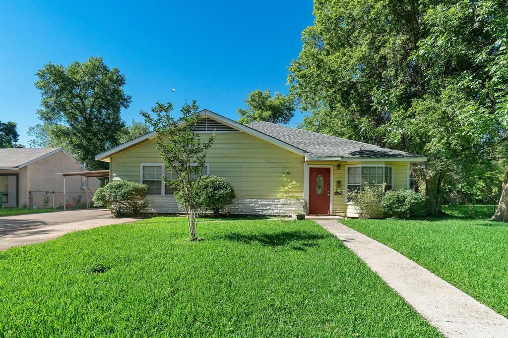10610 Fleming Drive Drive Property Photo - Houston, TX real estate listing