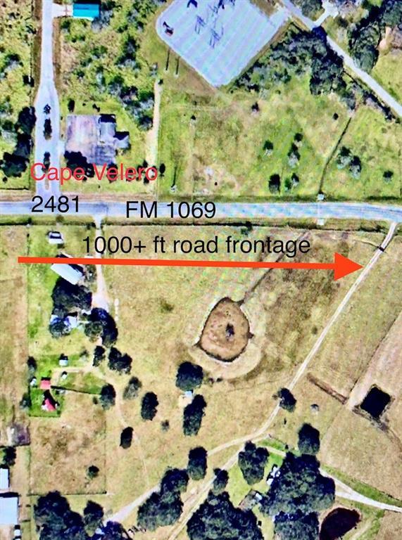 2481 FM 1069 Property Photo - Rockport, TX real estate listing